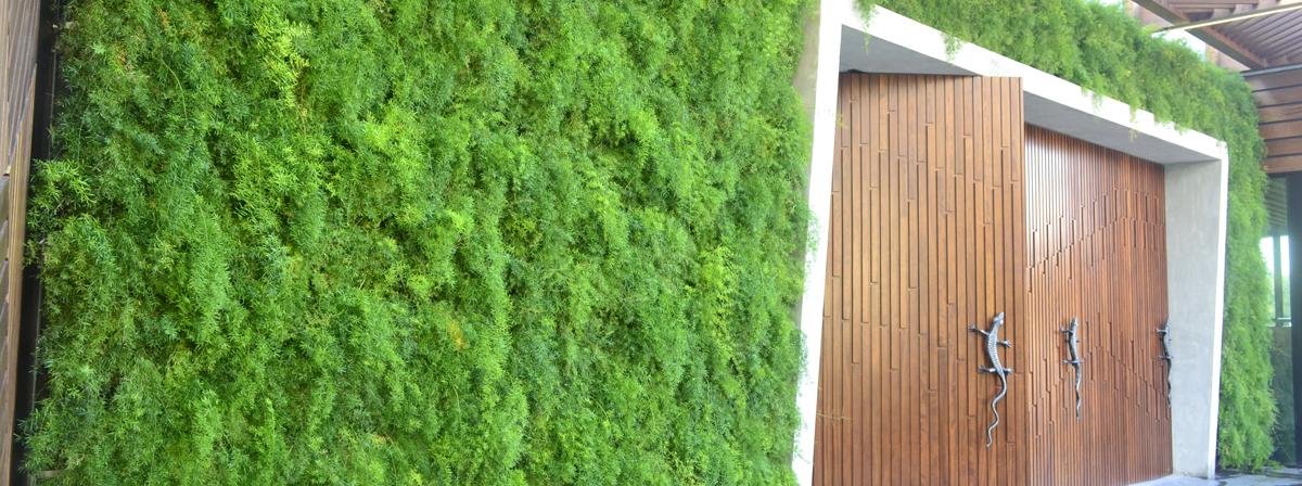 Vertical Gardens. U003e